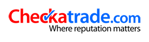 checkatrade dot com logo - where reputation matters