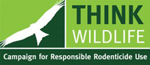 think wildlife logo - campaign for responsible insecticide use